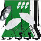 Photo Studio Continuous Lighting Photography Muslin Backdrop