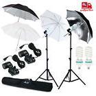 "4 x 33"" Photo Studio Lighting Umbrellas Camera Video"