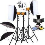 Neewer® Photography Photo Studio Lighting Kit 750W -  250W