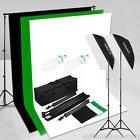 Photography soft box set 1250W Photo Studio Lighting Kit 3