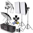 Neewer 750W Pro Photography Strobe Flash Light Kit for