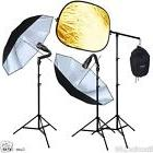 Photography Video Strobe Flash Light Lighting Slave Boom