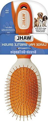 Wahl Large Pin Bristle Brush #858414