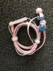 Pink Monster Beats by Dr. Dre Diddybeats In-Ear Headphones w