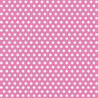 Hot Pink Polka Dot Wrapping Paper New
