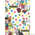 PINOCCHIO PAPER TABLE COVER ~ Vintage Birthday Party