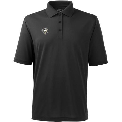 Pittsburgh Penguins Classic Pique Xtra Lite Polo Shirt  -