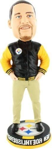Forever Collectibles Pittsburgh Steelers Ben Roethlisberger