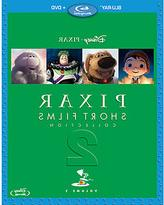 Disney Pixar Short Films Collection Volume 2 - 2-Disc Combo
