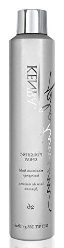 Kenra Platinum Finishing Spray Maximum Hold 26 10.0 oz by
