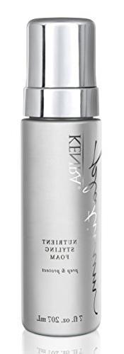 Kenra Platinum Nutrient Styling Foam Mousse 7 oz by Kenra