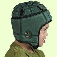 """Playmaker Headgear. Color: Green Size: Large 22½""""- 23"""
