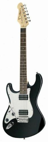 Dean Playmate Avalanche Guitar, Classic Black