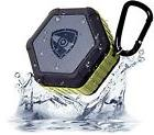 Zettaguard Plus Waterproof Bluetooth Speaker Durable
