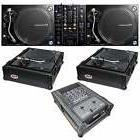 Pioneer PLX-1000 Direct Drive Turntables w DJM-450 2-Ch