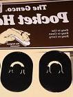 Genco Pocket Brush Hair Hand Shampoo Comb Mustache Travel