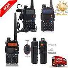Police Radio Scanner Handheld Fire Transceiver Digital Two
