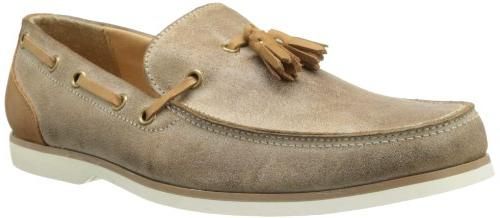 Vince Camuto Men's Ponzo Slip-On Loafer,Brown,12 D US