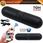 Portable Bluetooth Boombox Wireless Stereo Speaker For