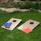Portable Cornhole Game Set Bean Bag Toss Tailgate Lawn
