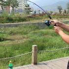 1.2M Portable Fiber Reinforce Plastic Lure Rod Telescopic