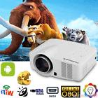 Portable mini HD 1080P Android WIFI LED Projector USB/AV/SD/