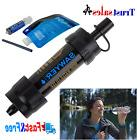 Portable Mini Filtration System Camping Water Filter