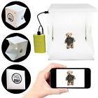 Portable Photography Studio 9 Inch - Mini Photo Studio Lightbox Product Kit w