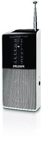 Philips Portable Radio AE1530 FM/MW, Analog tuning Built-in