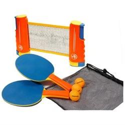 Portable Retractable Table Tennis Net Rack Replacement Ping