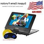 "10.1"" Portable 270° Swivel TFT Screen DVD Player 3D TV,Game"