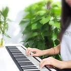 Portable USB 88 Keys Flexible Roll Up Electronic Piano