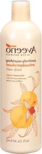Aveeno Positively Nourishing Anti-oxidant Infused Body Wash