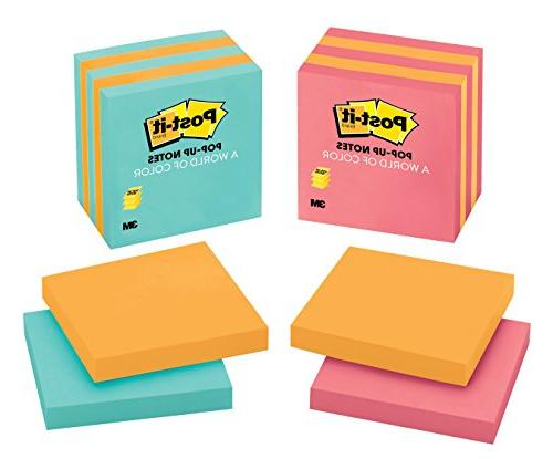 Notes Super Sticky - Super Sticky Notes Cabinet Pack, 3 x 3