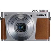 PowerShot G9 X 20.2 Megapixel Compact Camera - Silver