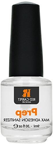 Red Carpet Manicure Prep Max Adhesion Sanitizer - 9 ml