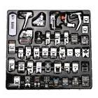 42pcs Presser Foot Feet For Brother Singer Domestic Sewing