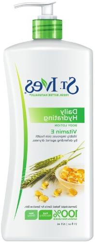 St. Ives Prevent Relieve Dry Skin Hydrating Vitamin E