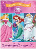 Disney Princess Collection 2 Personalized Book - Large