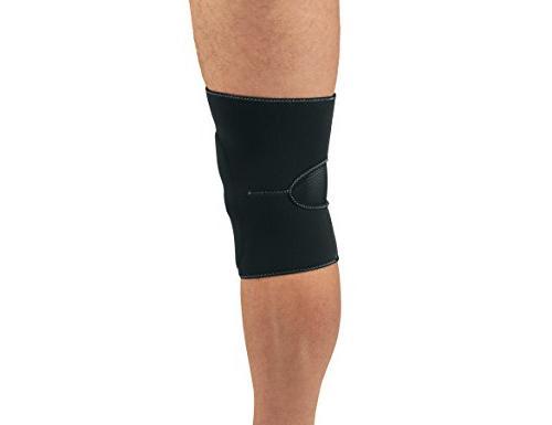 Ergodyne ProFlex 615 Knee Sleeve, Black, Medium