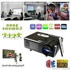 1080P 3000 Lumens HD LED Projector Home Theater Multimedia