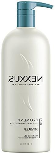 Nexxus Promend Rebalancing Shampoo, Split End Repair with