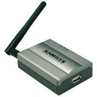 Edimax PS-1206UWg 802.11g 54 Mb ps Wireless Print Server