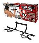 NEW Iron Gym Extreme Pull Up Push Up Sealed in Retail Box +