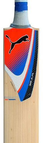 Puma Pulse 5000 English Willow Cricket Bat, Short Handle