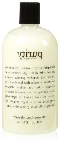 Philosophy Purity Made Simple One-Step Facial Cleanser, 16