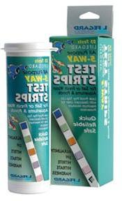 Lifegard Aquatics All Purpose 5-Way Test Strips