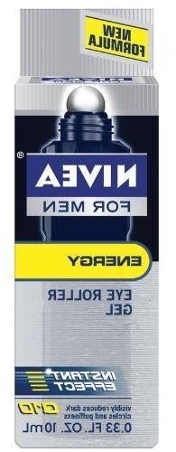 Nivea Q10 Energy Eye Roll On, .33 Ounce by Nivea for Men