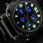 INFANTRY Mens Digital Quartz Wrist Watch Sport Chronograph