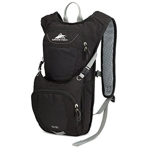 Quickshot 70 Hydration Pack Black/Black/Silver